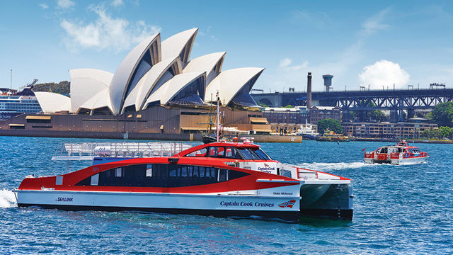 Hop On Hop Off  Harbour Explorer - 2 Day Pass