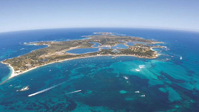 Rottnest Island - Same day return ferry departing Fremantle