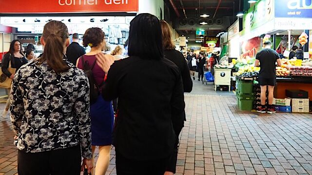 Classic Adelaide Central Market Discovery Tour